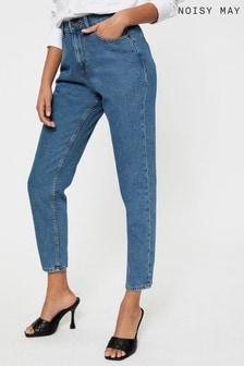 Noisy May Classic Mom Jeans