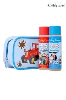 Childs Farm Tractor Washbag Gift Set