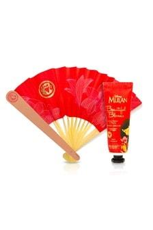 Disney Mulan Hand Care/Fan File Set