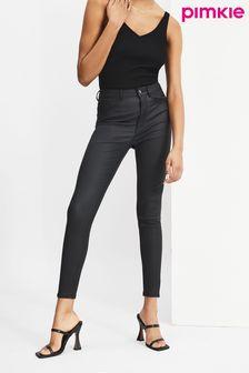 Pimkie Skinny Coated Jeans