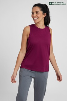 Mountain Warehouse Womens Recycled Loose Fit Vest Top