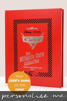 Personalised Disney Cars Collection Deluxe Book by Signature Book Publishing