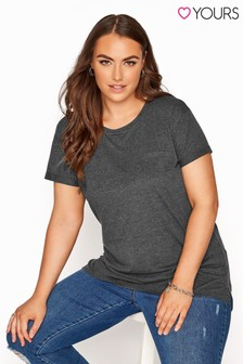 Yours Organic Cotton Blend Pocket Tee