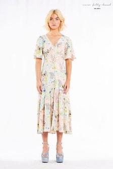 Never Fully Dressed English Garden Frill Dress