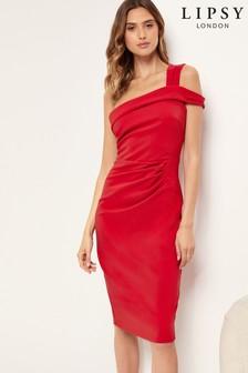Lipsy One Shoulder Bodycon Dress