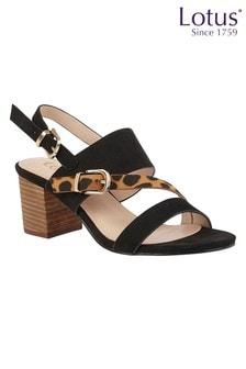 Lotus Footwear Sling-back Sandals