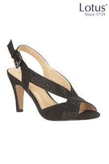 Lotus Footwear Sling-Back Shoes