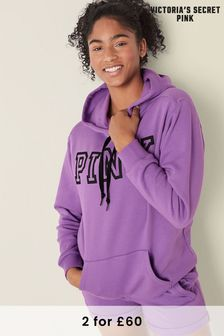 Victoria's Secret PINK Everyday Lounge Campus Pullover