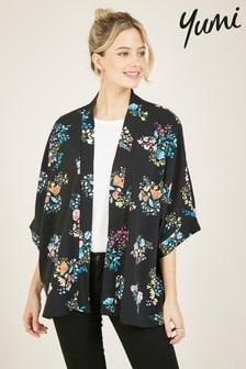 Yumi Floral Kimono