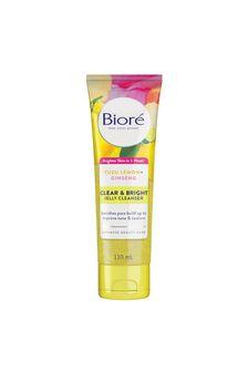 Biore Clear & Bright Jelly Cleanser 110ml