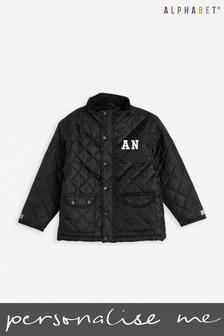 Personalised Kids Cheltenham Jacket by Alphabet