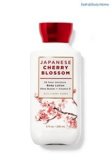 Bath & Body Works Japanese Cherry Blossom Super Smooth Body Lotion 236 mL