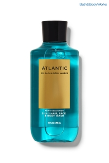 Bath & Body Works Men's Collection 3-in-1 Hair, Face & Body Wash 295ml