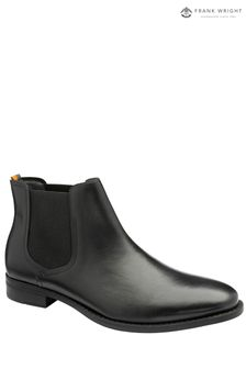 Frank Wright Mens Leather Chelsea Boots