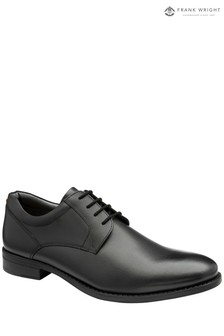 Frank Wright Mens Leather Derby Shoes