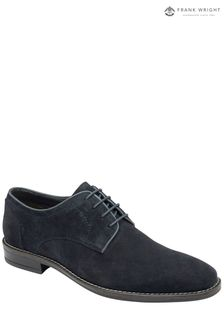 Frank Wright Mens Suede Derby Shoes