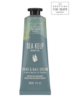 Scottish Fine Soaps Sea Kelp Marine Spa Hand and Nail Cream 30ml