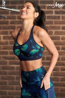 Pour Moi High Support Energy Rush Sports Bra