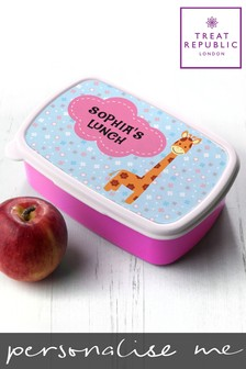 Personalised Lunch Box by Treat Republic