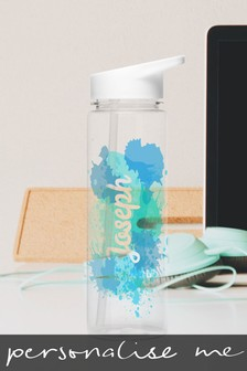 Personalised Splash Water Bottle by Signature Gifts