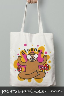 Personalised Groovy Sloth Tote Bag by Signature Gifts