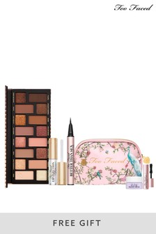Too Faced x Next Exclusive Limited Edition Born This Way Eyeshadow Palette and Better Than Sex Eyeliner Bundle (Worth £80)