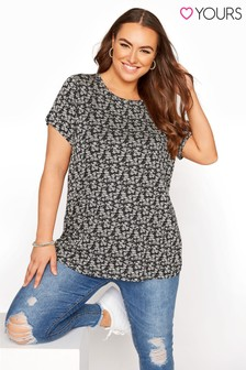 Yours All Over Print Top