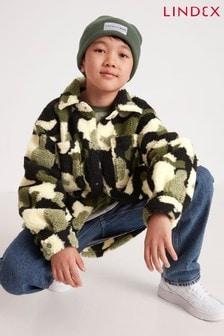 Lindex Kids Camouflage Overshirt