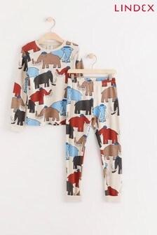 Lindex Pyjamas Cop Mammoth