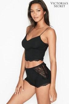 Victoria's Secret Modal Lace Back Cami Set
