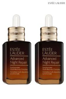Estée Lauder Advanced Night Repair Synchronized MultiRecovery Complex Serum 50ml Duo