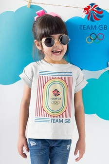 Team GB Lion Logo Kid's T-Shirt