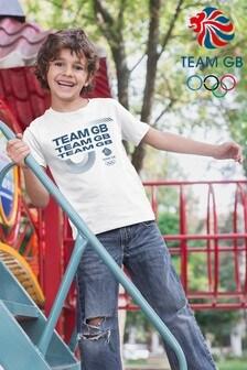 Team GB Lion Kid's T-Shirt