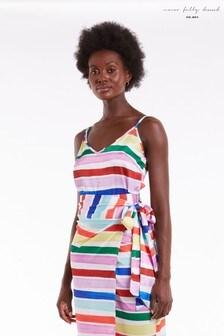 Never Fully Dressed Suki Stripe Button Through Cami