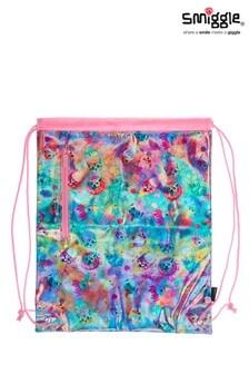 Smiggle Galaxy Drawstring Bag