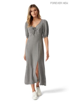Forever New Holly Ruched Midi Dress