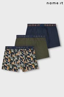 Name It 3 Pack Multi Pants