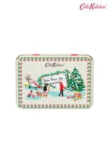 Cath Kidston Shine Bright Hand & Lip Tin (with 50ml Hand Cream and 10ml Lip Balm)