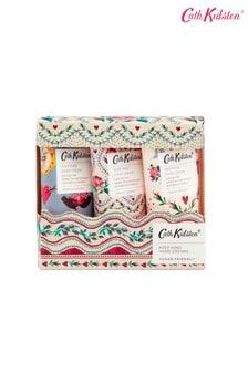 Cath Kidston Keep Kind Hand Cream Trio (3 x 30ml)