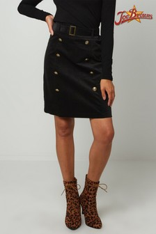 Joe Browns Military Style Moleskin Skirt