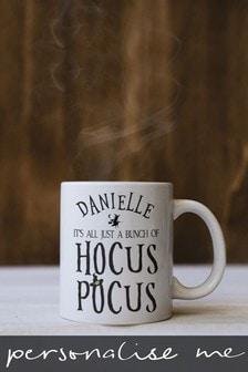 Personalised Halloween Hocus Pocus Mug by Signature Gifts