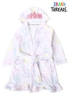 Brand Threads Girls Disney Princess Robe