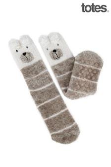 Totes Ladies Novelty Supersoft Socks