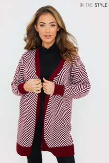 In The Style Jac Jossa Wave Cardigan