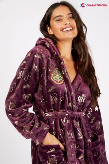Character Shop Ladies Harry Potter Dressing Gown