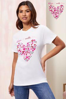 Wear it with Love Women's Boyfriend T Shirt