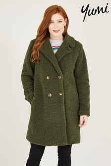Yumi Soft Teddy Bear Coat