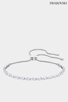 Swarovski Subtle Soft Rhodium Shiny Bracelet