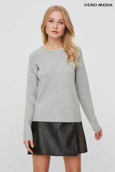 Vero Moda Round Neck Knitted Jumper