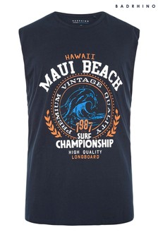 BadRhino Maui Beach Muscle Vest